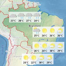 wetter brasilien