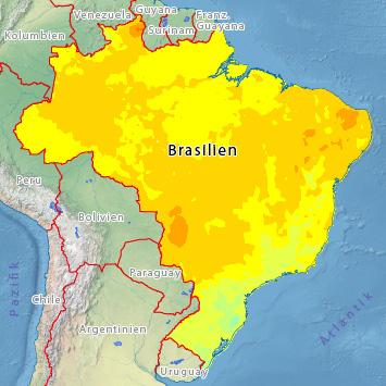 Brasilien Wetter