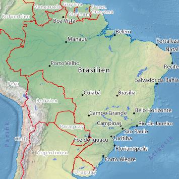 Beste Spielothek in Brasilien finden